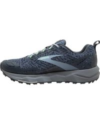 Brooks Divide Trail Running Shoe - Gray