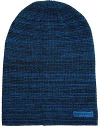 Converse | Twisted Waffle Knit Beanie | Lyst