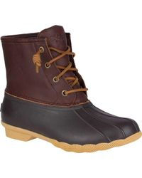Sperry Top-Sider - Saltwater Thinsulate Duck Boot - Lyst