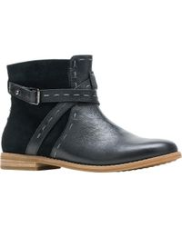 Hush Puppies - Chardon Belt Bootie - Lyst