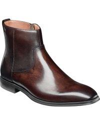 Florsheim - Belfast Plain Toe Side Zip Boot - Lyst