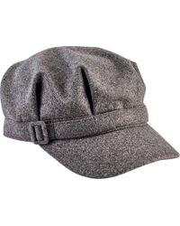 San Diego Hat Company - Newsboy Cap With Buckle Cth8065 - Lyst