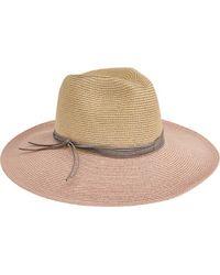 San Diego Hat Company - Ultrabraid Fedora Ubf1100 - Lyst