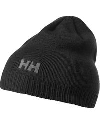 e4a767691b5 Lyst - Helly Hansen Winter Lifa Beanie in Purple for Men