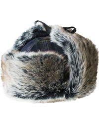 Kangol - Wool Ushanka Trapper Hat - Lyst