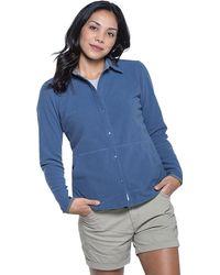 Toad&Co - Sundowner Fleece Shirt Jacket - Lyst