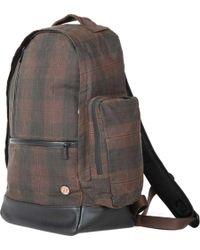 Lyst - Token Halsey Backpack in Brown for Men a804780410159