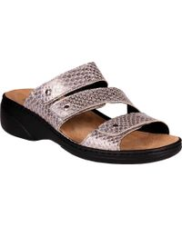 Helle Comfort Aquila Strappy Sandal - Multicolor