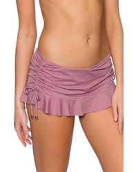 Swim Systems - Flirty Skirt - Lyst