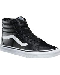 9bfb5fc810 Lyst - Vans Sk8-hi Reissue Pool Vibes Ankle-high Canvas Fashion ...