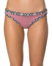 O'neill Sportswear - Luna Revo Bikini Bottoms - Lyst