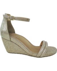 Kenneth Cole Reaction - Cake Icing Wedge Sandal - Lyst