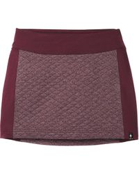 Smartwool - Diamond Peak Quilted Skirt - Lyst