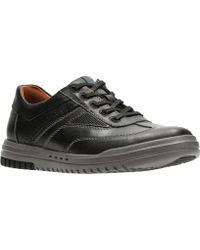 Clarks - Unrhombus Fly Sneaker - Lyst