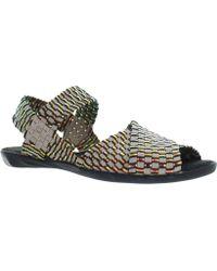 Bernie Mev Balmy Slingback Sandal - Multicolor