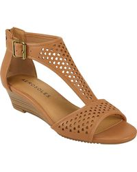 Aerosoles Sapphire Sandal - Brown