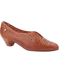 Pikolinos Elba Perforated Heel W4b-5900 - Orange