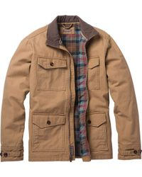 Toad&Co | Carver Canvas Coat | Lyst