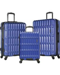 Olympia   Fairview 3-piece Hardside Spinner Set   Lyst