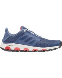 Lyst - Adidas Terrex Climacool Voyager Trail Shoe in Blue for Men b493717eb
