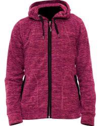 BEARPAW - Hialeah Polar Fleece Jacket - Lyst
