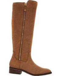55d33cfdf ALDO Gaenna Knee High Boot in Black - Lyst