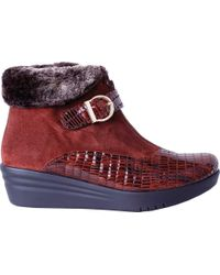 Helle Comfort - Laia Ankle Boot - Lyst