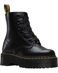 Dr. Martens - Molly 6-eye Boot - Lyst