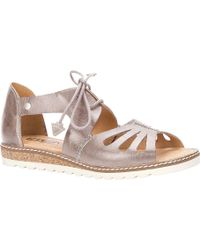Pikolinos - Alcudia Lace Up Sandal W1l-0917 - Lyst