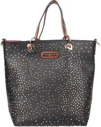 Nicole Lee - Zena Studded Tote Bag With Removable Pouch - Lyst