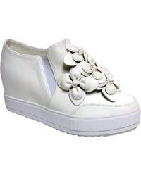 Penny Loves Kenny - Koi Slip-on Platform Wedge Sneaker - Lyst