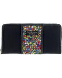Bernie Mev - Bm32 Zip Around Wallet - Lyst