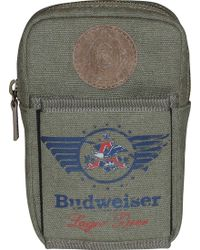 Buxton - Budweiser Phone/beverage Utility Pouch - Lyst