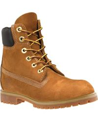 """Timberland Earthkeepers 6"""" Premium Boot - Brown"""