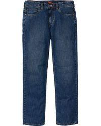 "Tommy Bahama Santorini Island Auth Straight Jean - 32"" Inseam - Blue"