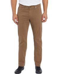 AG Jeans - Graduate Jean In Dark Wheat - Lyst