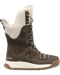 New Balance - Fresh Foam 1100v1 Waterproof Winter Boot - Lyst
