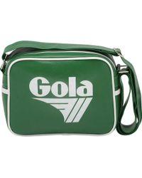 Gola - Redford Men's Shoulder Bag In Green - Lyst