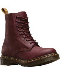 Dr. Martens - Pascal 8-eye Boot - Lyst