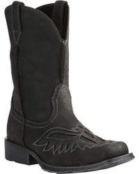 Ariat - Rambler Renegade Cowboy Boot - Lyst