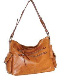 Nino Bossi - Pandora Leather Shoulder Bag - Lyst