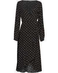 Guess Robe NEW BAJA DRESS - Noir