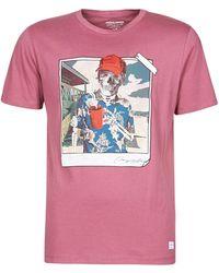 Jack & Jones Jack Jones JORDAAYS T-shirt - Rose