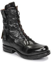 A.s.98 Boots SAINTEC - Noir