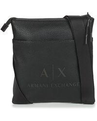 Armani Exchange 952068-CC352-56620 Sacoche - Noir