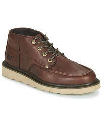 Caterpillar LARSEN Boots - Marron