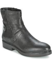 Nome Footwear Boots - Noir