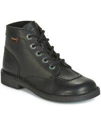 Kickers - KICK COL Boots - Lyst