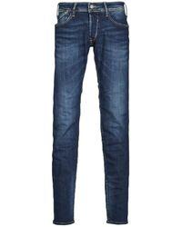 Le Temps Des Cerises 712 BAS Jeans - Bleu