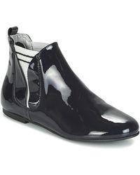 Ippon Vintage Boots PATCH PRINT - Bleu